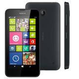 Nokia Lumia 630 2 Chips Windo Phon8 Quad Marca Uso Tela 4,5