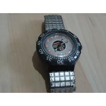 Reloj Swatch Scuba Vintage Extensible Retráctil Original