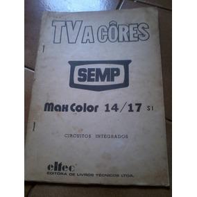 Esquema Tvs Semp Max Color 14 17 Sl Modelos Antigos