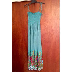 Vestido Inedita Strapless Con Flores Y Lunares