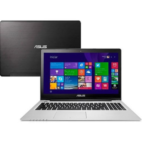 Notebook Asus Intel I5 8gb 500gb Tela Touch 15