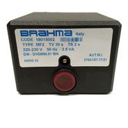 Controladores De Llama Brahma Mf2