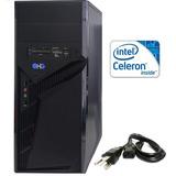 Cpu Torre Intel Celeron J3060 Disco 1000gb Ram 4gb Obsequio°