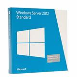 Licencia Windows Server 2012 Standard