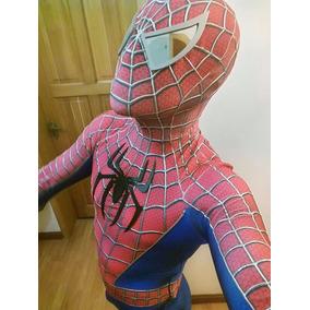 Spiderman ( Homem Aranha ) Fantasia 1º Filme Pronta Entrega