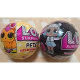 2 Lol Surprise Serie Black! / Glitter / Pet / Pony C/envío!!