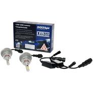 Kit Lâmpada Shocklight Led Headlight 9006 Hb4 6000k 3200lm