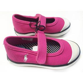 Zapato Guillermina Polo Ralph Lauren Talle 7 Usa Original