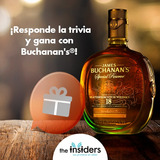 Promocion 1 Whisky Master Buchanans + 1 Buchanans 18años