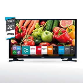 Smart Tv 32 Hd Samsung J4300 Negro