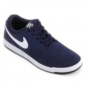 Zapatillas Nike Sb Fokus Binary Blue / White / Black