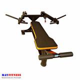 Supino Reto Articulado Master Line Equip Fitness 4 Polegadas
