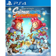 Scribblenauts Showdown - Ps4 Fisico Nuevo & Sellado