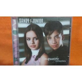 Cd Sandy & Junior - As Quatro Estações