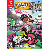 Splatoon 2 Starter Edition - Nintendo Switch - Nuevo Sellado