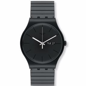 Reloj Swatch Mystery Life Suob708 Talle B Envio Gratis