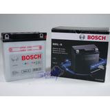 Bateria Bosch P/ Moto Dafra Zig 110 Ano 2009 Até 2013 - 5ah