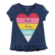 Camiseta Carter's - Best Day Ever