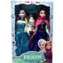 Bonecas Do Filme Frozen Disney Musical Elsa E Anna