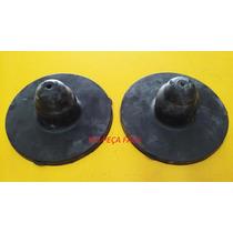 Calço Superior Mola Traseira (2ld) Monza Kadett