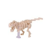 Nanoblock Dinosaurio Esqueleto T-rex Mini Bloques Ármalo Tu