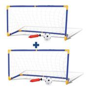 Kit 2 Golzinho Infantil Gol De Craque Futebol Para Crianças