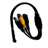 Microfono Dvr Cctv Discreto Alta Fidelidad Ambiental Audio