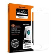 Vidrio Templado Spigen iPhone 6s 6 Full Cover Blanco