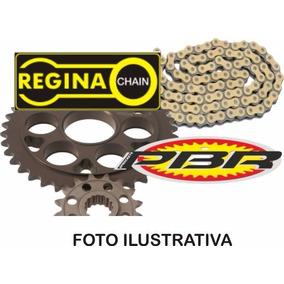 Kit Relação Pbr Regina Italia Bmw F800gs F800 Gs C/ Retentor