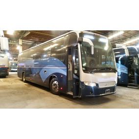 Autobus Volvo 4x2 Año 2005 38 Lugares Y Baño Aire Audiovideo