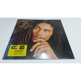 Lp Bob Marley - Legend - Remaster - 180g