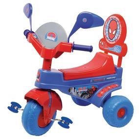 Triciclo Art.2400 Spiderman Edad 1 A 3 Años Biemme