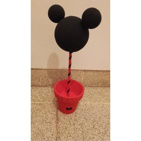 Topiario Mickey Para Centro De Mesa