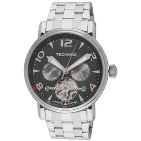 Relógio Technos Automático 35 Jewels 2l27aa/1p