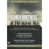 Dvd Filme Box - Band Of Brothers (luva/legendado/lacrado)