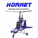 4 Projetos Exclusivos De Girocóptero De 1 Lugar Helicóptero