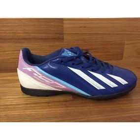 041b3b3c60 Chuteira Society Adidas F5 Trx Tf Messi! Tam 35