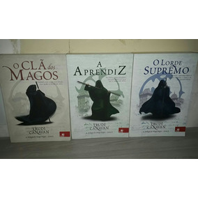Box: Trilogia Do Mago Negro