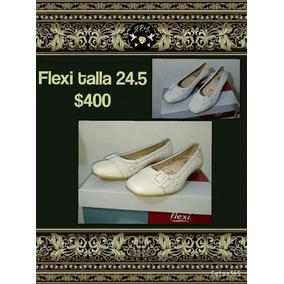 Zapatos Flexi Blancos Para Enfermería O Afines