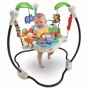 Pula Pula Bebê Fisher Price Luv U Zoo Jumperoo Bebe Infantil