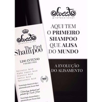 Shampoo Alisante Sweet Hair Fracionado 300ml 100% Original