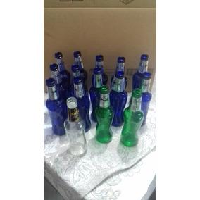 Garrafa Cerveja Skol Beats Vazia Copos Artesanato R$ 0,60 Un