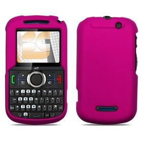 Motorola Clutch (i475) Cubierta De Teléfono Rubberized W2