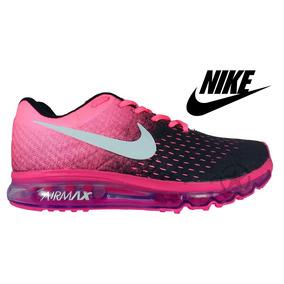 Tenis Nike Airmax Masculino E Feminino Para Academia Corrida