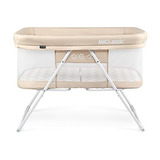 Miclassic 2in1 Rocking Bassinet Un Segundo Plegable Cuna De