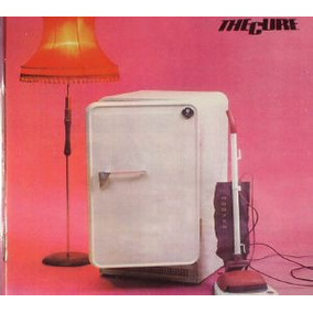 Cd The Cure Three Imaginary Boys (remastered & Expanded)