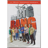 The Big Bang Theory Teoria Big Bang Temporada 10 Diez Dvd