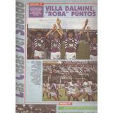 Revista Solo Futbol Gimnasia Dalmine Excursionistas