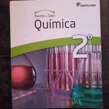 Texto Quimica 2º Medio Proyecto Puentes Del Saber $10.000