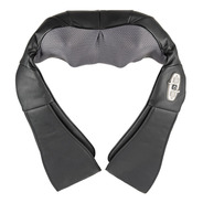 Masajeador Portátil De Cuello Hombros Lumbar Calor Espalda